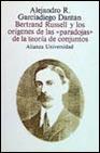 """Libro """"BERTRAND RUSSELL Y LOS ORÍGENES DE LAS """"""""PARADOJAS"""""""" DE LA TEORÍA DE CONJUNTOS"""""""