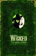 """Libro """"WICKED"""": THE GRIMMERIE"""