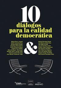 Libro 10 DIALOGOS PARA LA CALIDAD DEMOCRATICA