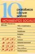 Libro 10 PALABRAS CLAVE  SOBRE MOVIMIENTOS SOCIALES