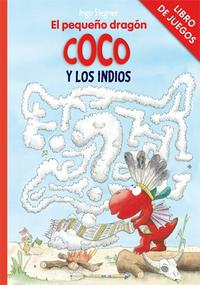 Libro 10.EL PEQUEÑO DRAGON COCO Y LOS INDIOS
