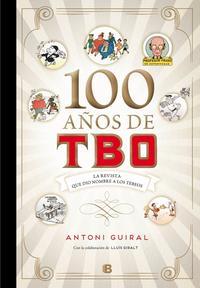 Libro 100 AÑOS DE TBO