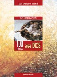 Libro 100 FICHAS SOBRE DIOS