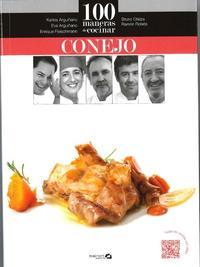 Libro 100 MANERAS DE COCINAR CONEJO