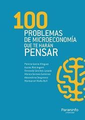 Libro 100 PROBLEMAS DE MICROECONOMIA QUE TE HARAN PENSAR