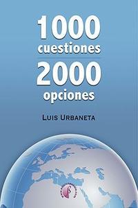 Libro 1000 CUESTIONES, 2000 OPCIONES