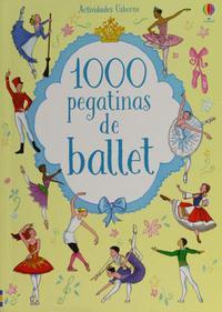 Libro 1000 PEGATINAS DE BALLET