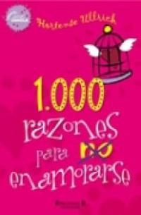 Libro 1000 RAZONES PARA NO ENAMORARSE