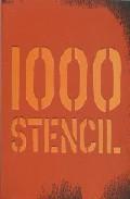 Libro 1000 STENCILS. ARGENTINA GRAFFITI