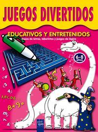 Libro 1001 ACTIVIDADES: JUEGOS DIVERTIDOS: EDUCATIVOS Y ENTRETENIDOS