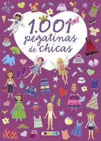 Libro 1001 PEGETINAS DE CHICAS