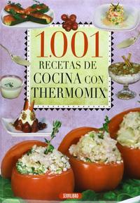 Libro 1001 RECETAS DE COCINA CON THERMOMIX