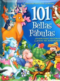 Libro 101 BELLAS FABULAS
