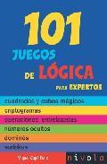 Libro 101 JUEGOS DE LOGICA PARA EXPERTOS