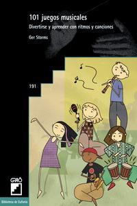 Libro 101 JUEGOS MUSICALES