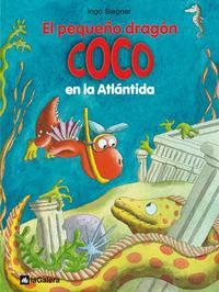 Libro 11.EL PEQUEÑO DRAGON COCO Y LA ATLANTIDA
