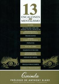 Libro 13 ESCALONES DEL MENTALISMO
