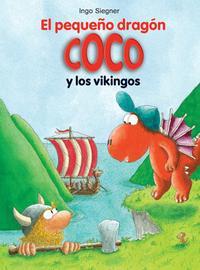 Libro 13.EL PEQUEÑO DRAGON COCO Y LOS VIKINGOS