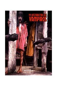 Libro 14 HISTORIETAS DE VAMPIROS