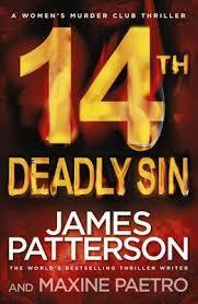 Libro 14TH DEADLY SIN