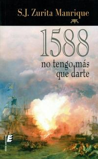 Libro 1588: NO TENGO MAS QUE DARTE