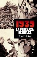 Libro 1939: LA VENGANZA DE HITLER