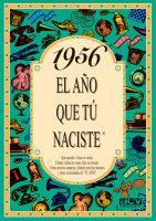 Libro 1956 EL AÑO QUE TU NACISTE