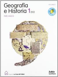 Libro 1ESO GEOG E HIST CAST ZUB M LIGERA ED11