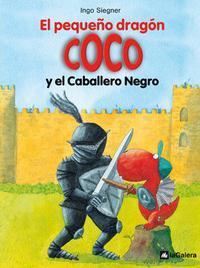 Libro 2.EL PEQUEÑO DRAGON COCO Y EL CABALLERO NEGRO