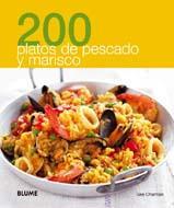 Libro 200 PLATOS DE PESCADO Y MARISCO