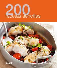 Libro 200 RECETAS SENCILLAS