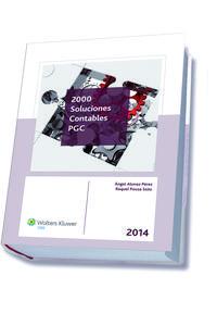 Libro 2000 SOLUCIONES CONTABLES PGC 2014