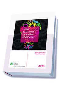 Libro 2000 SOLUCIONES CONTABLES PGC PYMES 2013