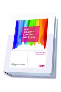 Libro 2000 SOLUCIONES CONTABLES PGC PYMES 2015