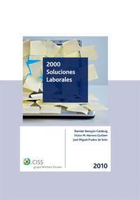 Libro 2000 SOLUCIONES LABORALES 2010