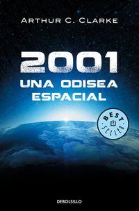 Libro 2001: UNA ODISEA ESPACIAL