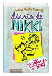 Libro 20164C DIARIO DE NIKKI. UNA PATINADORA SOBRE HI.