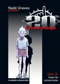 Libro 20TH CENTURY BOYS Nº 21