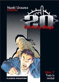 Libro 20TH CENTURY BOYS Nº 7