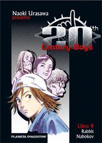 Libro 20TH CENTURY BOYS Nº 9