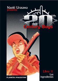 Libro 20TH CENTURY BOYS Nº11