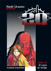 Libro 20TH CENTURY BOYS Nº12