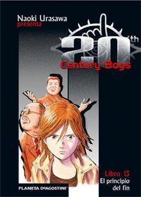 Libro 20TH CENTURY BOYS Nº13