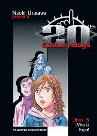 Libro 20TH CENTURY BOYS Nº15