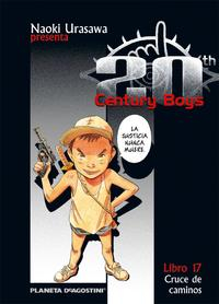 Libro 20TH CENTURY BOYS Nº17