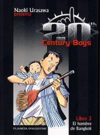 Libro 20TH CENTURY BOYS Nº3