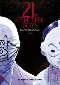 Libro 21 CENTURY BOYS Nº 1
