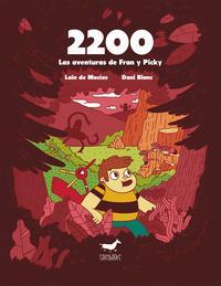 Libro 2200 LAS AVENTURAS DE FRAN Y PICKY