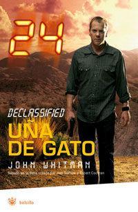 Libro 24 DECLASSIFIED: UÑA DE GATO