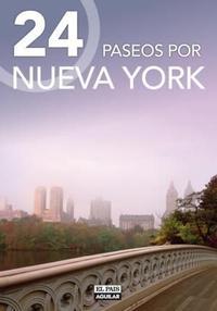 Libro 24 PASEOS POR NUEVA YORK